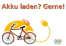 E-Bike Ladestation Logo